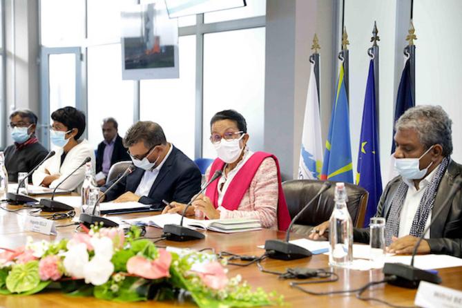 Compte Administratif 2020 de la Région Réunion