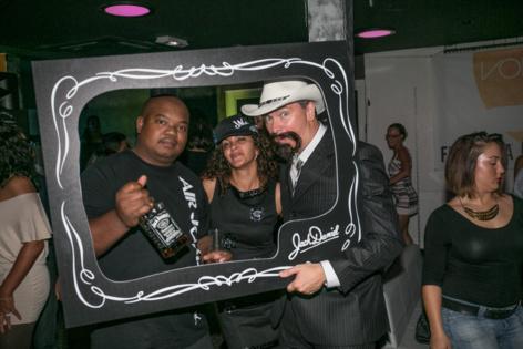 Soirée Jack Daniel's
