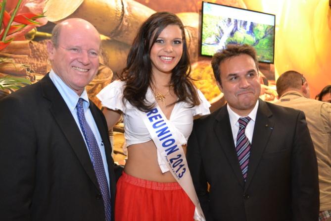 Miss Réunion à Top Résa