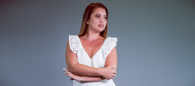 Rachelle Rivière, enfant unique de parents en situation de handicap : elle veut agir !