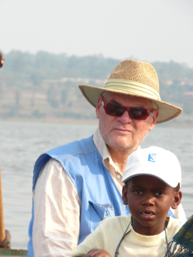 Gilles Vaubourg le baroudeur
