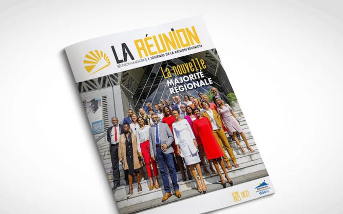 Journal de la Région Réunion - N° 37 - sept. 2021