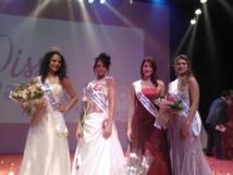 La Réunionnaise Julie Legros élue Miss Pays de Savoie