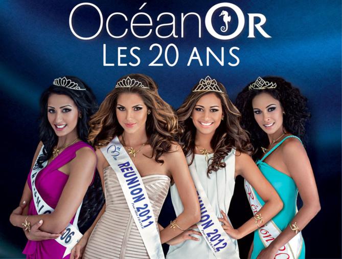 5 Miss Réunion pour OcéanOr
