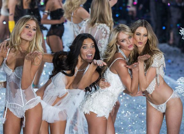 Le sulfureux défilé Victoria Secret's 2013