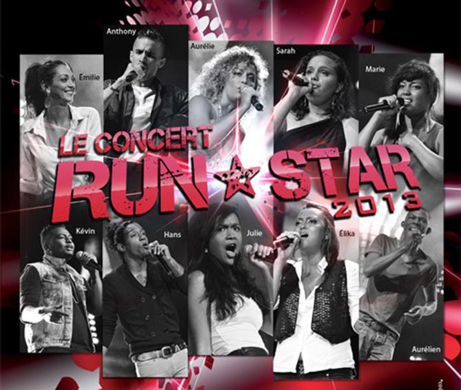 Run Stars, le concert
