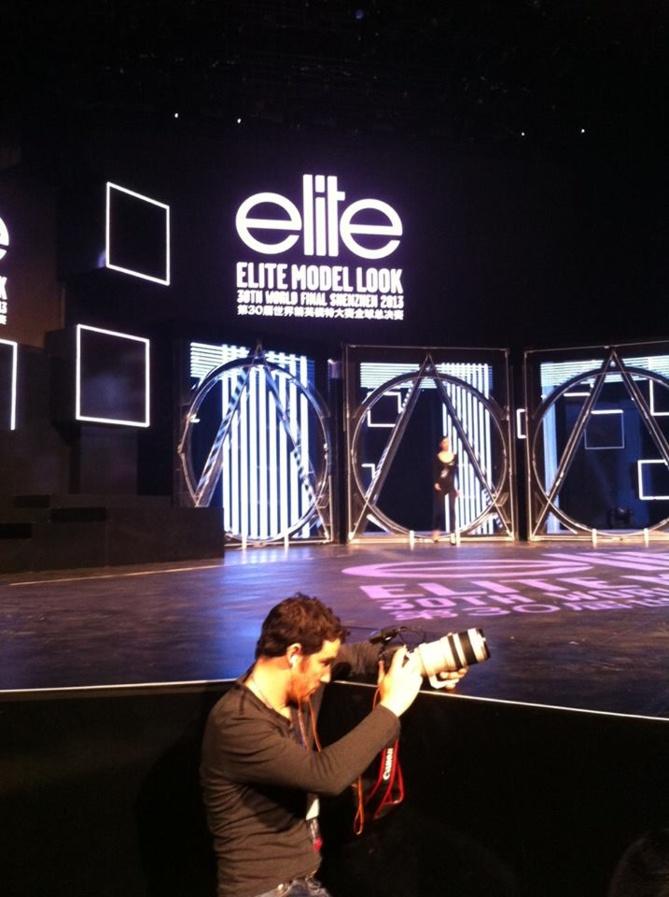 Première photo du podium