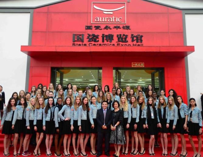 Elite Model Look Finale 2013: Tourisme culturel!