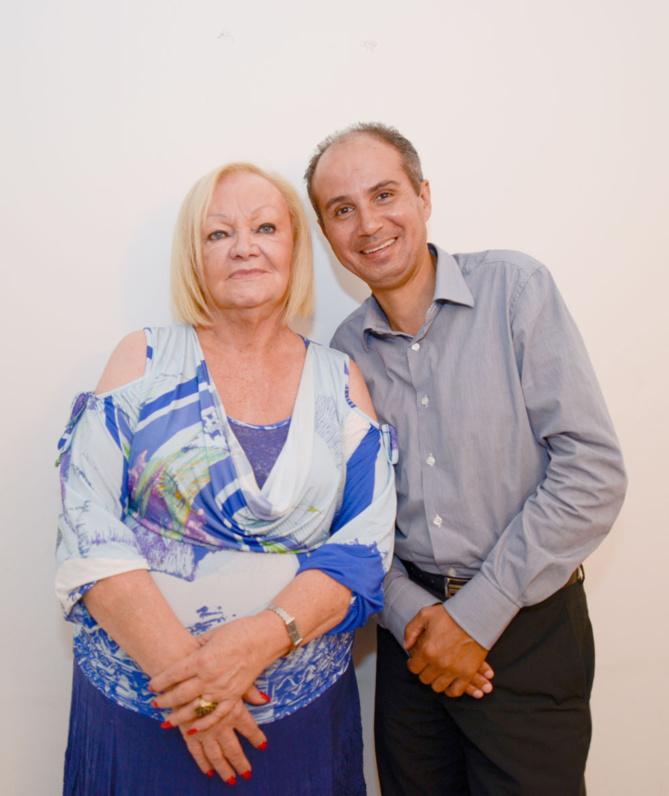 Bobby et Madame Aude, un tandem qui fonctionne à merveille depuis plus de 15 ans…