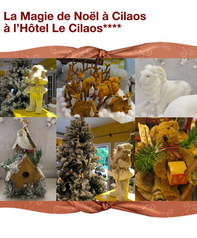La Magie de Noël à Cilaos