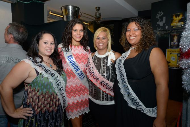 """Miss Réunion au Vernissage """"Tout Feu, Tout Femme"""""""