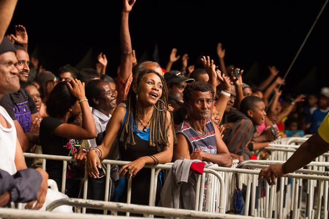 Festival Kreol à Maurice