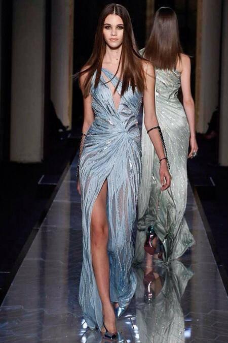 Atelier Versace Spring 2014 / dimanche 19 janvier 2014