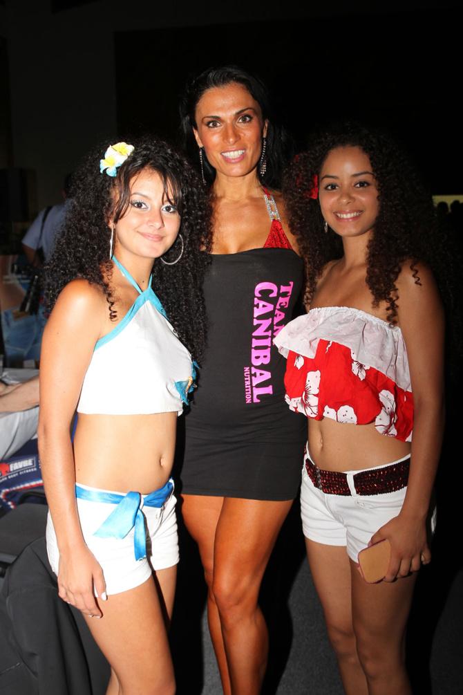 Nathalie Mur, IFBB Bikini Pro