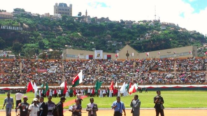 Investiture du nouveau président malgache Hery Rajaonarimampianina