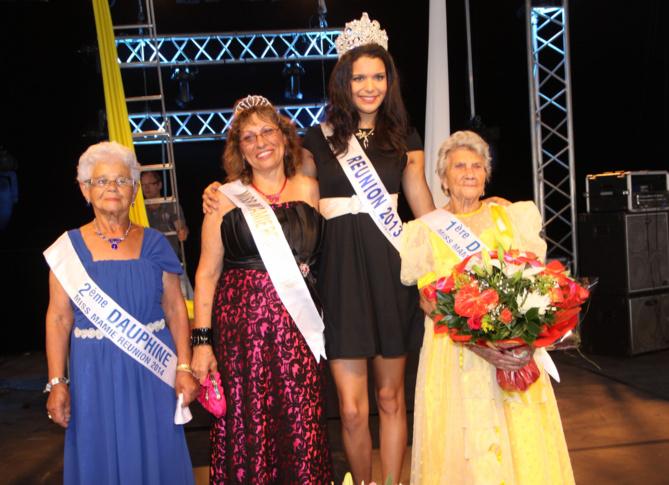 Mamie Réunion 2013, Marguerite Fontaine élue