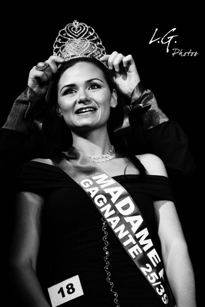 Marie Hoareau élue Mme France 2014, catégorie 25/39 ans