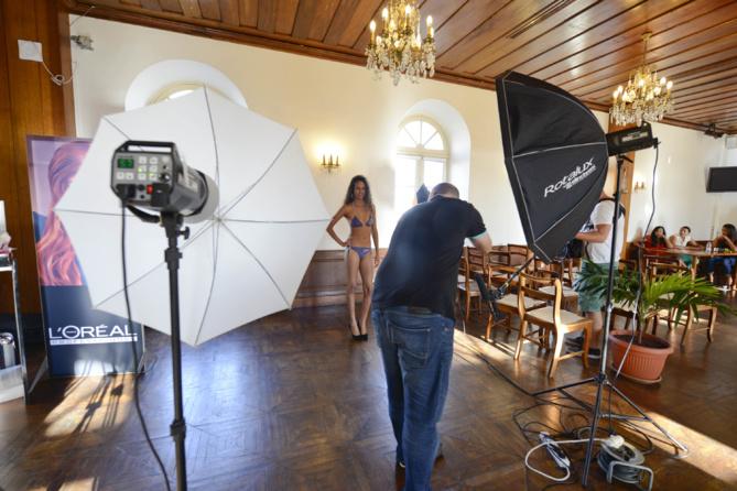 Premiers pas dans le monde de Miss Réunion, les photos!