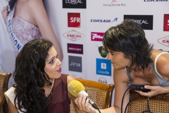 Images du casting Miss Réunion 2014 de Saint-Pierre