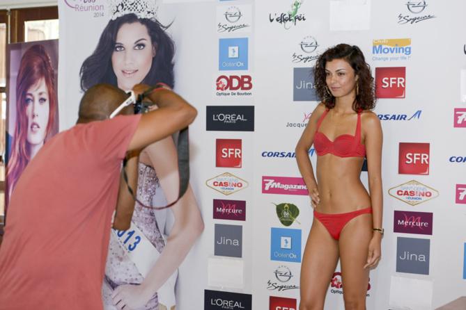 Casting Miss Réunion 2014 à Saint-Leu