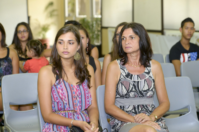Casting Miss Réunion 2014 à Saint-Denis
