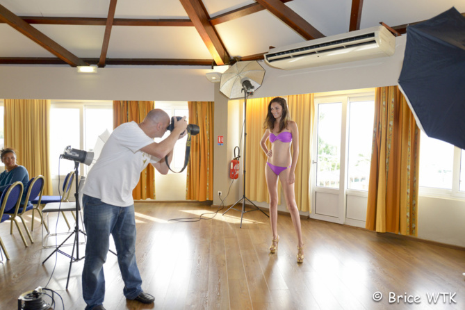 Casting Miss Réunion 2014 au Mercure Créolia