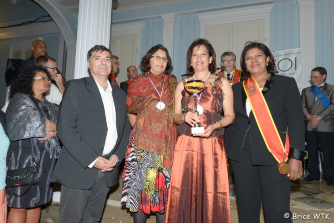 Concours culinaire de l'EFOIR : Sylvie Koenig et Laurence Lenormand remportent Ze Défi