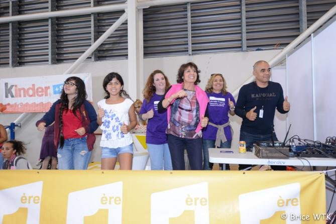 Solidarité à Magik Land : Stéphanie Fugain et Ingreed Mercredi ont fait cause commune