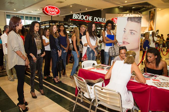 Elite Model Look Réunion: premier casting à Sainte-Suzanne