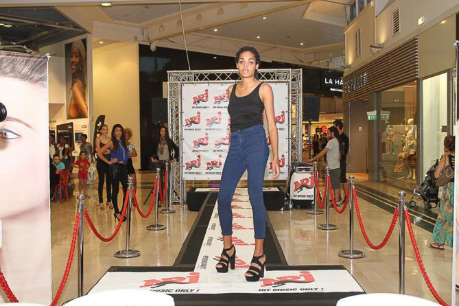 Elite Model Look Réunion 2014: premiers pas...