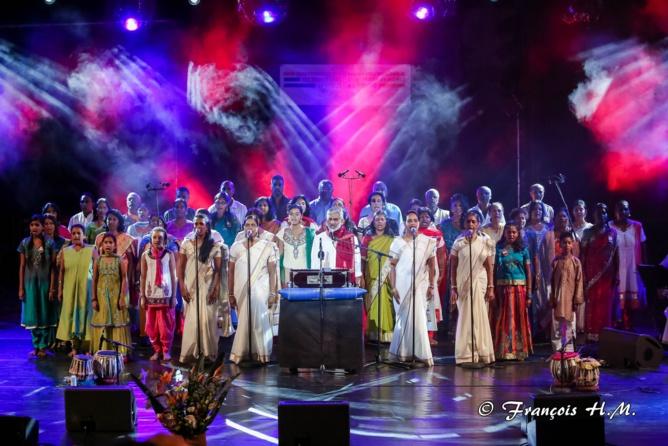 Anniversaire au Téat de Saint-Gilles - L'Inde fête son indépendance
