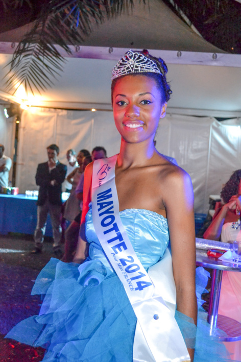 Ludy Langlade, Miss Mayotte 2014