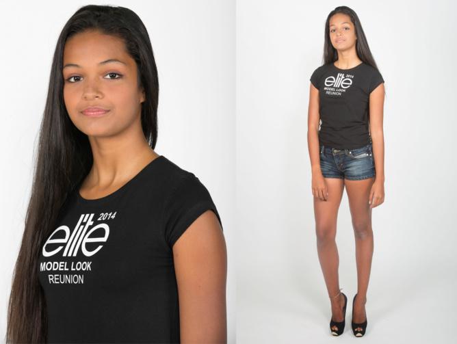 ELITE MODEL LOOK REUNION 2014: Naomi, Amandine et Clesya