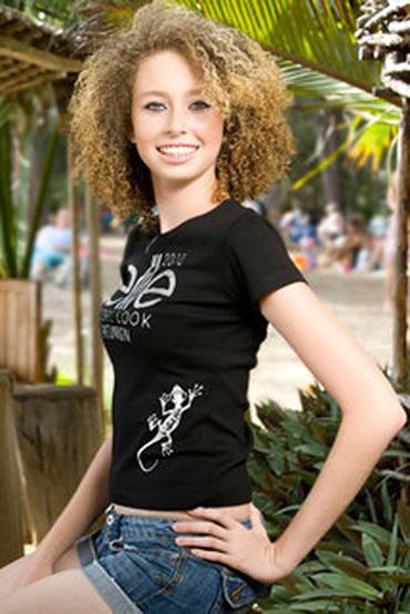 Angélina Cleret, lauréate 2010