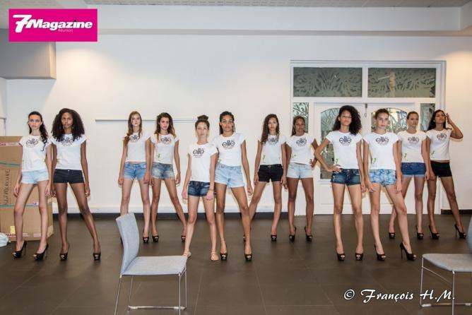 Exclusif: des images de la première répétition Elite Model Look Réunion 2014