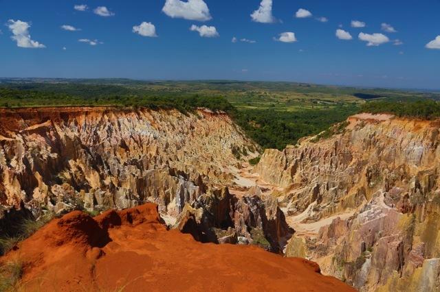 Zone Australe sur Antenne Réunion: <br>Majunga: Parc National d'Ankarafantsika