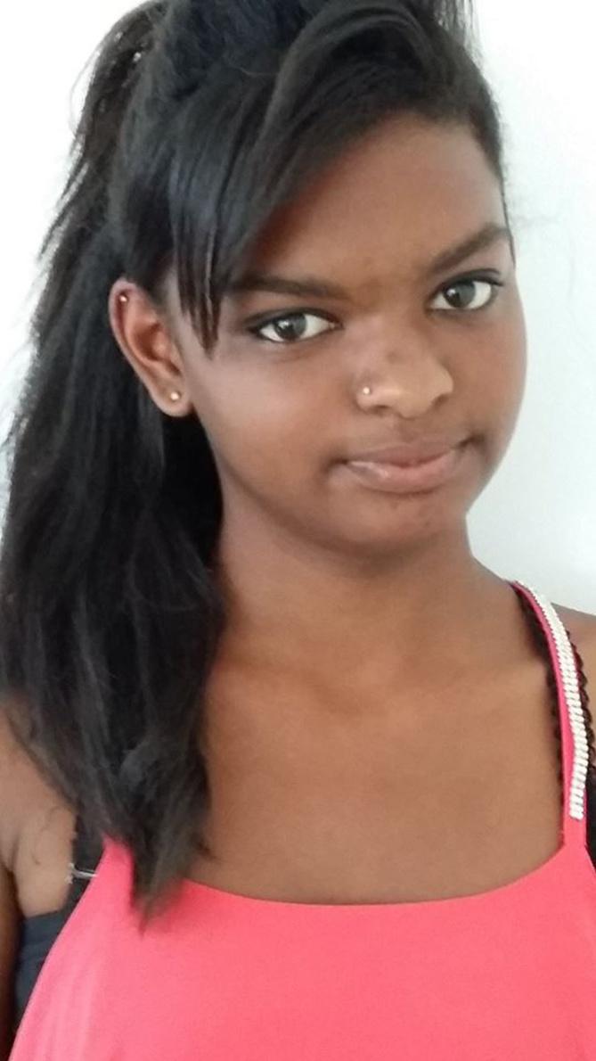 Ophélie Salai - Sainte-Rose - 17 ans