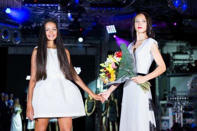 Amandine Gauthier, espoir Elite Model Look Réunion 2014 et Jade
