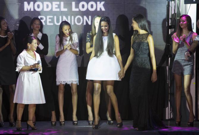 Elite Model Look Réunion 2014: un superbe show, Amandine élue Espoir