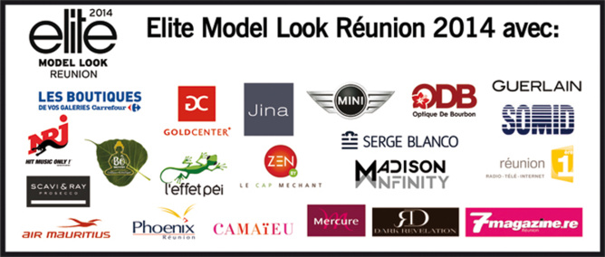 Elite Model Look Réunion 2014: le cocktail