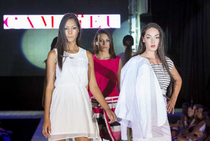 Le show mode Elite Model Look Reunion 2014