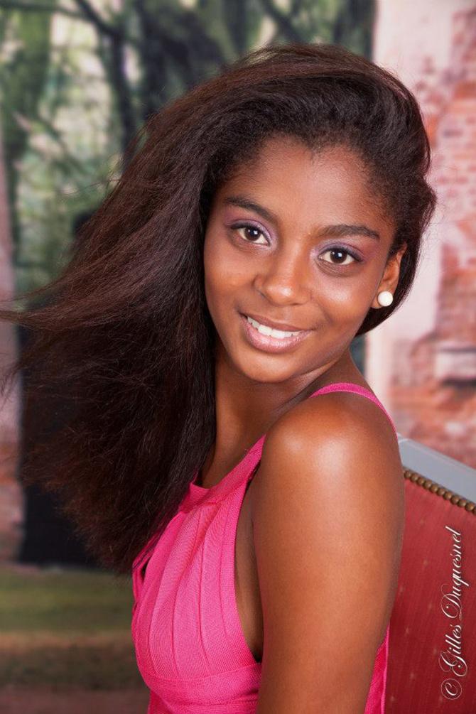 Nelly Vilpont - 18 ans - Terrain Elisa