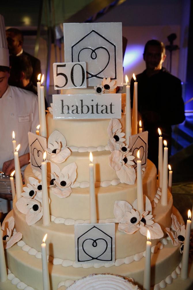 Soirée VIP: les 50 ans d'Habitat
