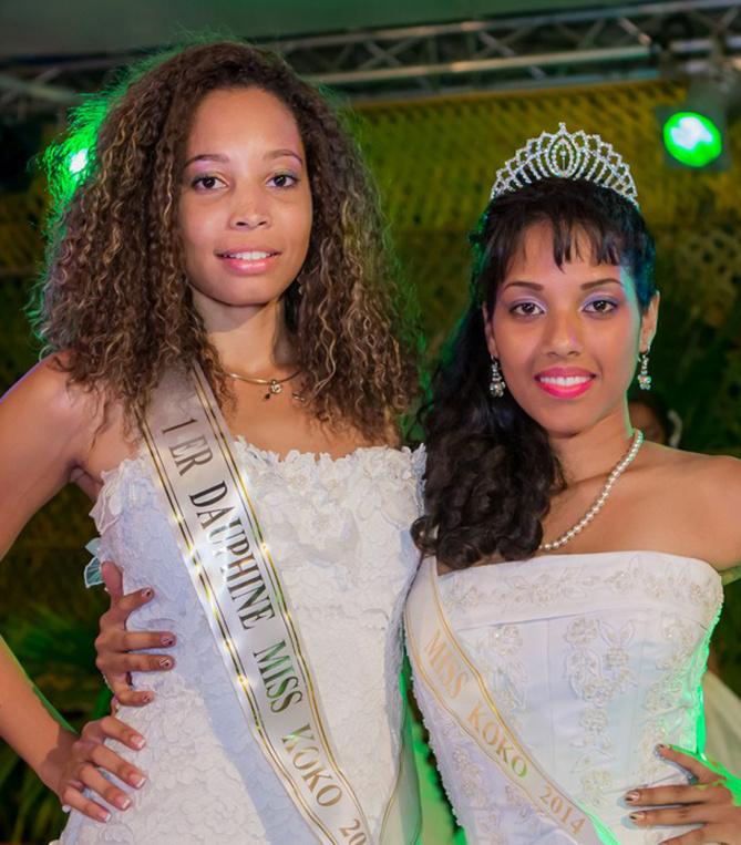 Miss Koko 2014 <br>Mazarine Camalon élue