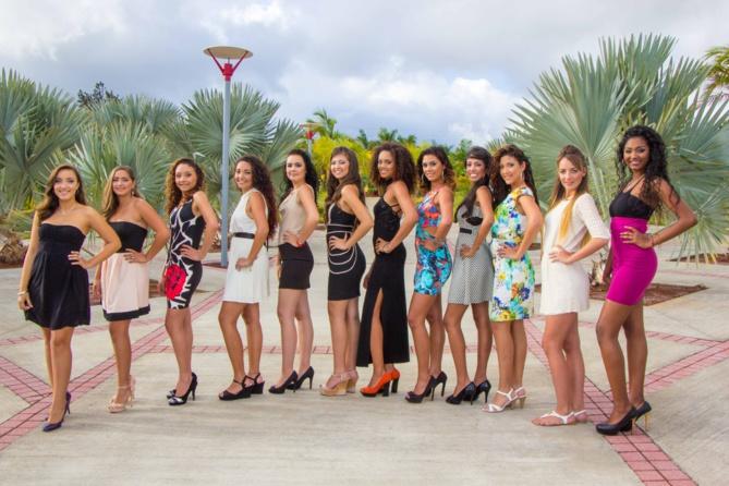 Miss Ville du Tampon 2014 <br>Qui sera élue jeudi 23?