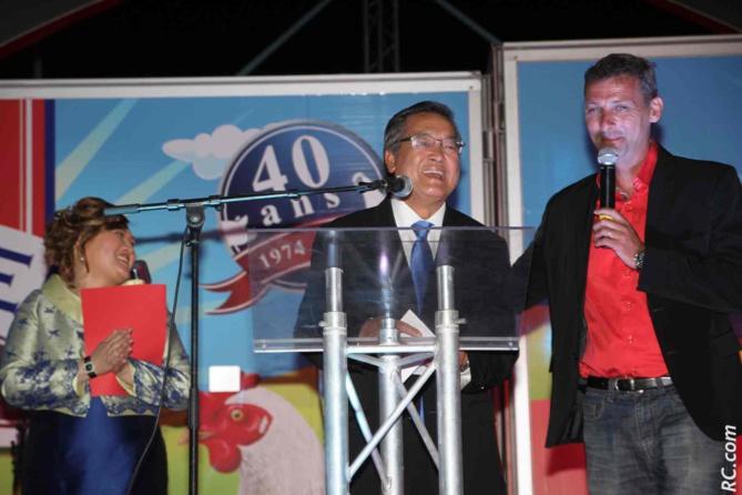 Emmanuel Mak-Yuen, fondateur de l'établissement qui porte son nom
