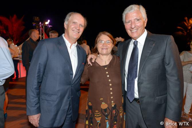 Bertrand Guillot, Pascaline Payet, la secrétaire de Bertrand Guillot et ex-secrétaire de Jean-Pierre Haggai