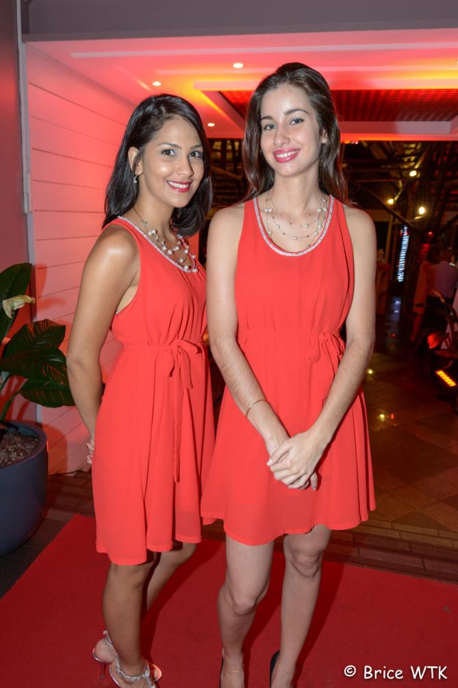 Les hôtesses de SFR