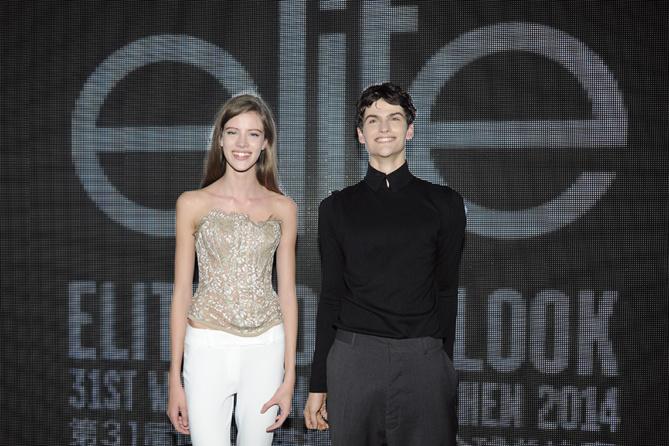 Barbora et James, grands gagnants 2014