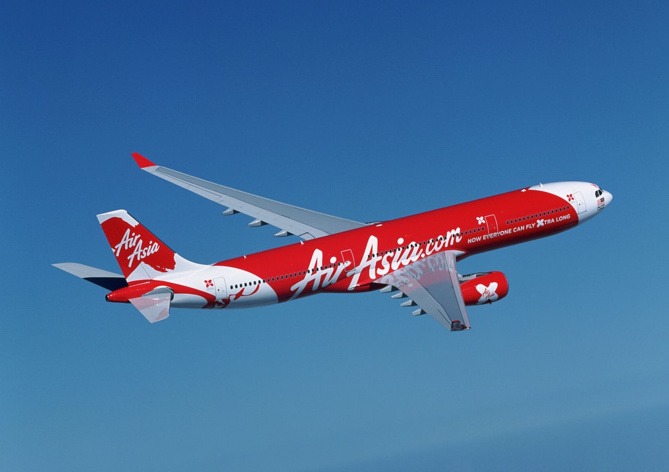 Un vol d'Air Asia dérouté après l'agression d'une hôtesse